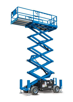 scissor-lifts