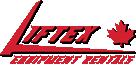 AWP lift rentals, sales and service.